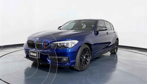 BMW Serie 1 120iA usado (2016) color Azul precio $279,999