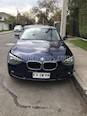 foto BMW Serie 1 114i 3P usado (2014) color Azul Metalizado precio $8.500.000