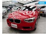 Foto venta Carro usado BMW Serie 1 116i 5P Aut (2014) color Rojo precio $59.400.000