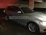 Foto venta Auto usado BMW Serie 1 118i Aut 5P M Sport  (2017) color Plata precio $14.000.000