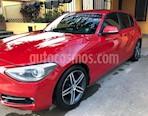 Foto venta Auto usado BMW Serie 1 118i Sport Line 5P Aut (2013) color Rojo precio $980.000