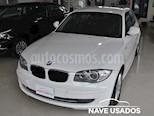 Foto venta Auto usado BMW Serie 1 120i 5P (2011) color Blanco precio $550.000