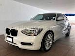 Foto venta Auto usado BMW Serie 1 3P 118i Urban Line (2014) color Blanco precio $225,000