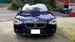 Foto venta Auto usado BMW Serie 1 3P 118iA (2014) color Azul Profundo precio $215,000
