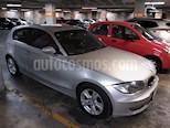 Foto venta Auto usado BMW Serie 1 3P 120i Dynamic (2008) color Gris Titanio precio $114,900