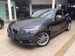 Foto venta Auto usado BMW Serie 1 3P 120iA (2017) color Gris precio $320,000
