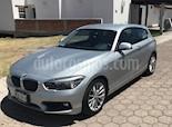 Foto venta Auto usado BMW Serie 1 3P 120iA (2016) color Plata precio $270,000