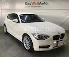 Foto venta Auto Seminuevo BMW Serie 1 5P 118i (2014) color Blanco