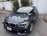 Foto venta Auto usado BMW Serie 1 5P 120i M Sport (2017) color Gris precio $389,000