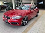 Foto venta Auto usado BMW Serie 1 5P 120iA Sport Line (2016) color Rojo precio $295,000