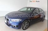 Foto venta Auto usado BMW Serie 1 5P 120iA Sport Line (2019) color Azul Medianoche precio $450,000