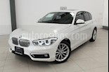 Foto venta Auto usado BMW Serie 1 5P 120iA Urban Line (2017) color Blanco precio $372,000