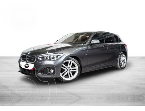 BMW Serie 1 120i M Package 5p usado (2016) color Gris precio u$s27.000
