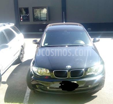 BMW Serie 1 116a 5P usado (2009) color Negro precio $1.400.000