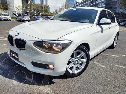 BMW Serie 1 116i 5P usado (2012) color Blanco Alpine precio u$s13.900