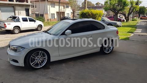 BMW Serie 1 135i Coupe Sportive usado (2012) color Blanco precio u$s27.500