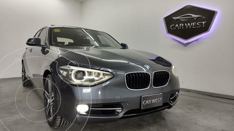 BMW Serie 1 118i Sport Line 5P usado (2013) color Gris precio u$s21.000