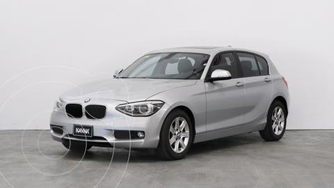 BMW Serie 1 116i 5P usado (2013) color Plata Hielo precio $2.400.000