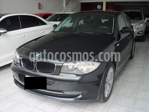 BMW Serie 1 120i Act usado (2009) color Negro precio $1.450.000
