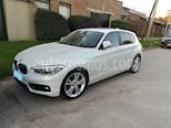 BMW Serie 1 118i Sport Line 5P Aut usado (2018) color Blanco precio u$s31.000