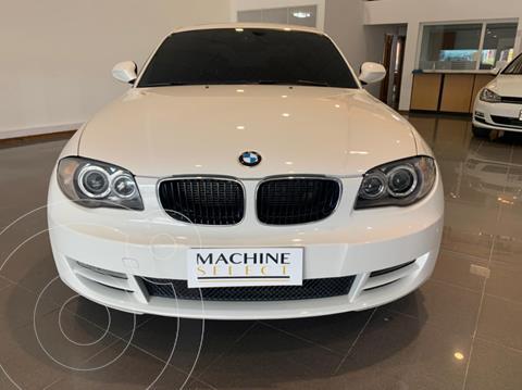 BMW Serie 1 125i Coupe Active usado (2011) color Blanco precio $3.250.000