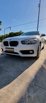BMW Serie 1 120i 5P usado (2016) color Blanco precio $3.700.000