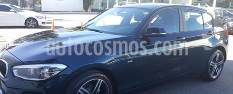 BMW Serie 1 118i Sport Line 5P usado (2017) color Azul precio u$s25.000