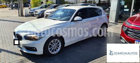 foto BMW Serie 1 120i Sport Line 5P usado (2016) color Blanco precio $3.800.000