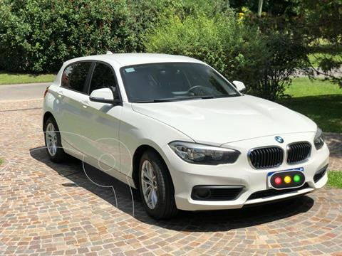 BMW Serie 1 118i Active 5P usado (2018) color Blanco Alpine precio u$s26.000