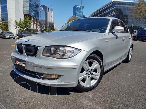 BMW Serie 1 118i Active 5P usado (2010) color Plata Titanium precio $2.390.000