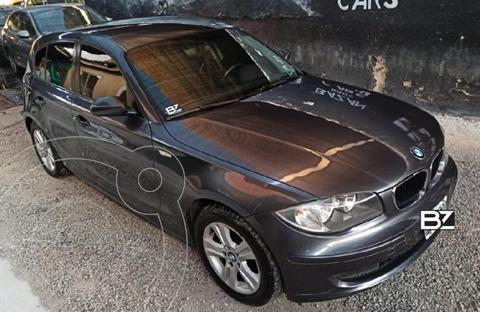 BMW Serie 1 120i 5P usado (2009) color Gris Oscuro precio $1.750.000