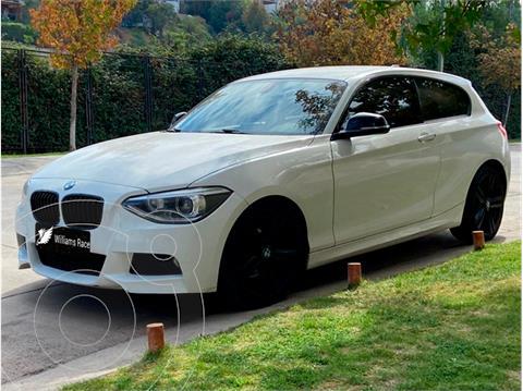 BMW Serie 1 Coupe 116i 3P usado (2014) color Blanco Alpine precio $14.390.000