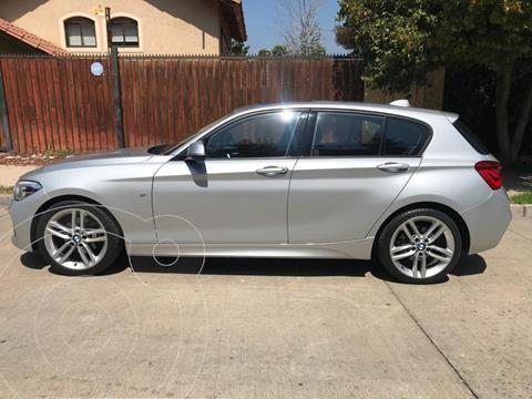 BMW Serie 1 120i Aut 5P M Sport   usado (2017) color Gris precio $18.000.000