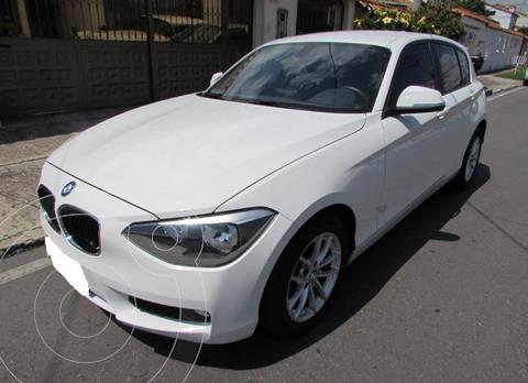 BMW Serie 1 116i 5P usado (2013) color Blanco precio $7.000.000