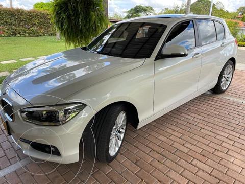 BMW Serie 1 120i Comfort  usado (2019) color Blanco Alpine precio $91.900.000