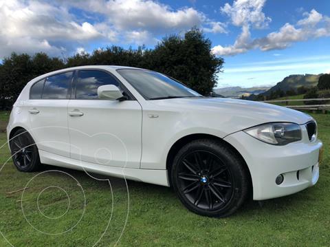 BMW Serie 1 116i 5P usado (2011) color Blanco Alpine precio $39.000.000