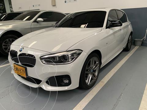 BMW Serie 1 120i Comfort  usado (2019) color Blanco Alpine precio $94.900.000