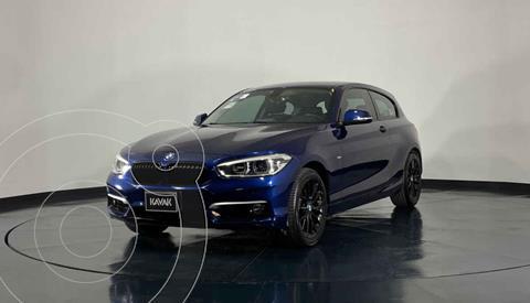 BMW Serie 1 3P 120iA Urban Line usado (2017) color Azul precio $327,999
