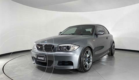 BMW Serie 1 Coupe 135iA usado (2012) color Gris precio $302,999