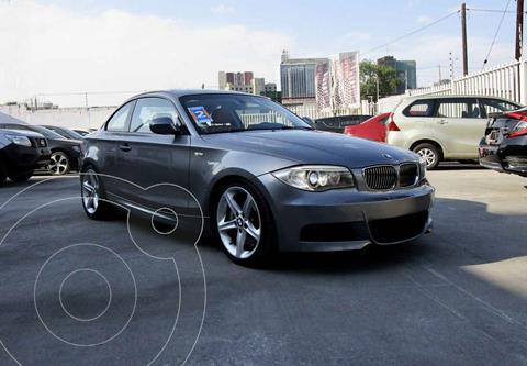 BMW Serie 1 3P 135iA  usado (2013) color Gris precio $295,990