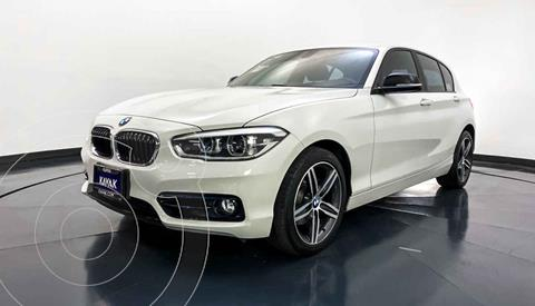 BMW Serie 1 5P 120iA Sport usado (2016) color Blanco precio $342,999