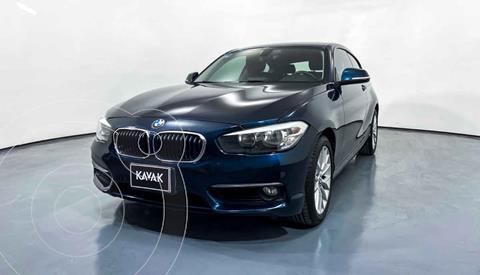 BMW Serie 1 3P 120iA usado (2016) color Azul precio $284,999