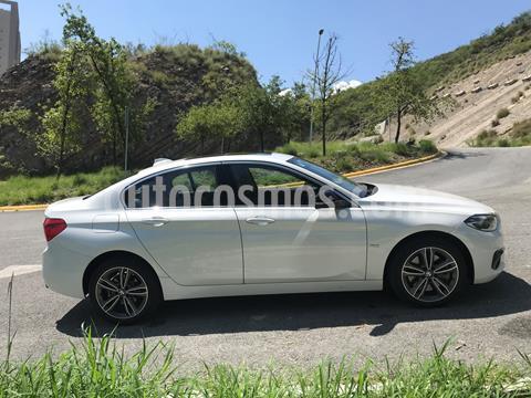 BMW Serie 1 Sedan 120iA Sport Line usado (2019) color Blanco precio $490,000