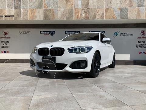 BMW Serie 1 5P 120iA M Sport usado (2019) color Blanco precio $435,000