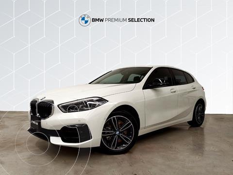 BMW Serie 1 3P 118i Sport Line usado (2020) color Blanco precio $640,000