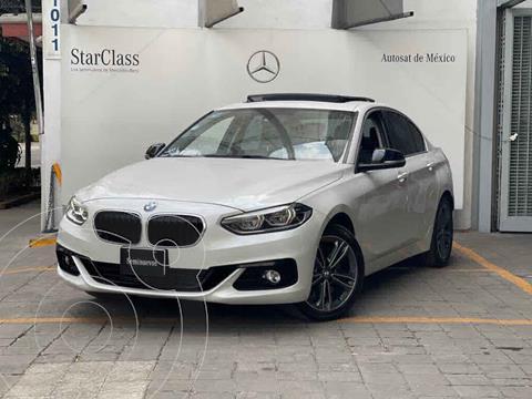BMW Serie 1 Sedan 120iA Sport Line usado (2019) color Blanco precio $480,000