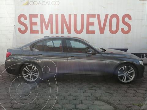 BMW Serie 1 3P 120iA usado (2017) color Gris Oscuro precio $445,000