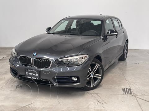 BMW Serie 1 3P 118i Sport Line usado (2019) color Gris precio $450,000