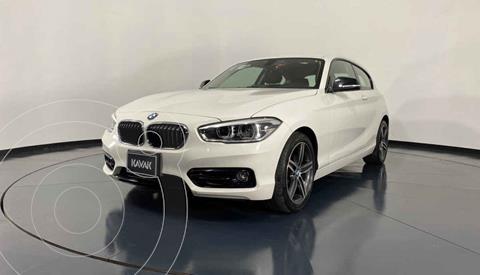 BMW Serie 1 3P 120iA Sport Line usado (2016) color Blanco precio $324,999