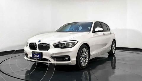 BMW Serie 1 3P 120iA Urban Line usado (2016) color Blanco precio $324,999